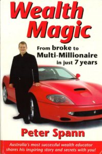 Peter Spann Life Story Book