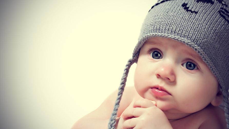 cute baby boy peter spann business