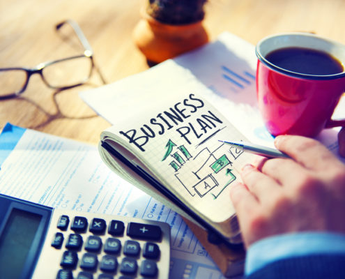 business plan - Peter Spann Business